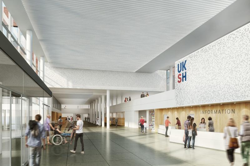 Architekten L Beck akg architekten für krankenhausbau und gesundheitswesen
