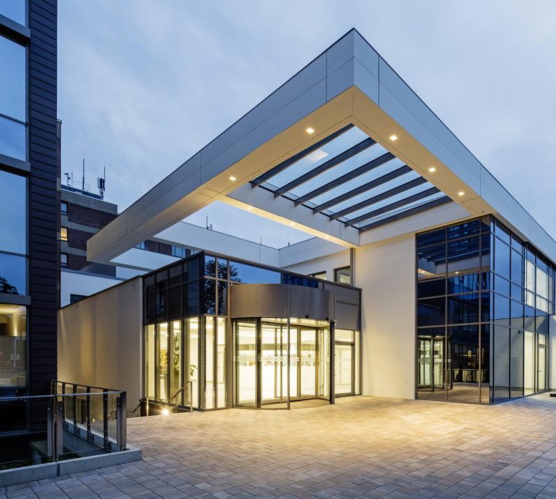 Akg architekten f r krankenhausbau und gesundheitswesen - Architekten paderborn ...