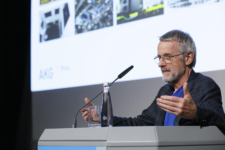 Laudatio des Juryvorsitzenden Prof. Dr. Falk Jaeger