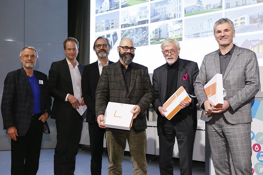 Anerkennung Alters- und Pflegezentrum Zollikofen, Betreiber Michael Winkler, Architekten Eckhard Feddersen und Stefan Drees
