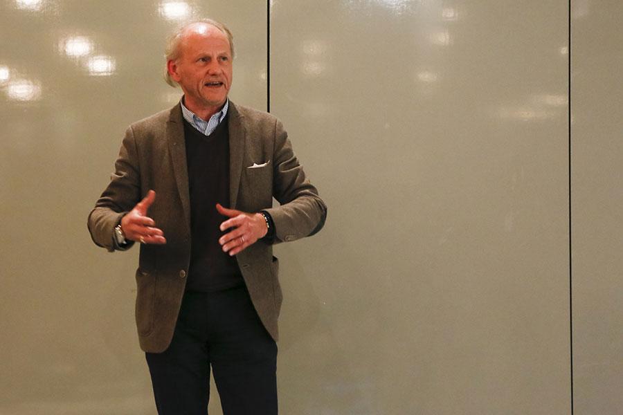 Anerkennung Universitätsklinikum Bonn (NPP), Architekt Guido Meßthaler