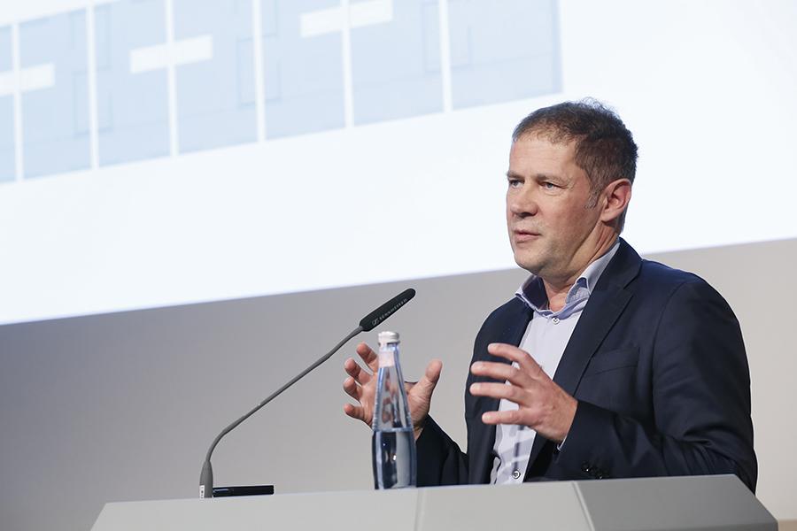 Anerkennung Hospiz Köpenick der DRK Kliniken Berlin, Architekt Dr. Alexander Gyalokay